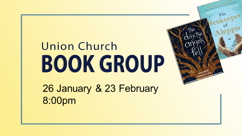 Book Group January 2021